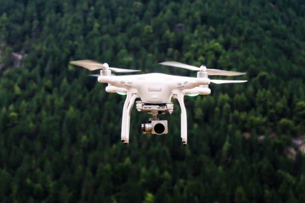 Vermessung mit Drohne